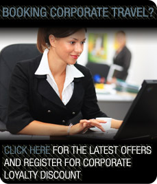 Booking Corporate Travel - Space Apart Hotel
