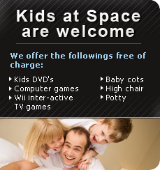 Kids are Welcome - Space Apart Hotel