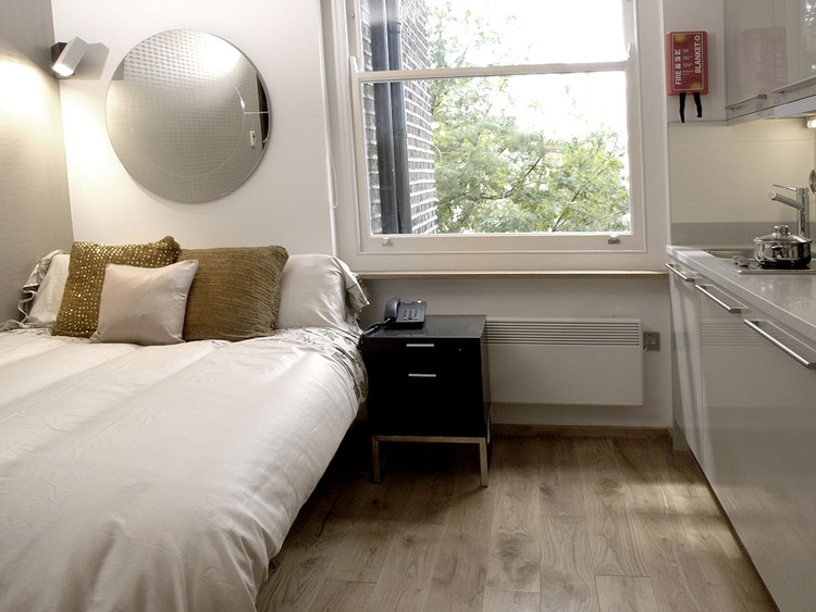 Standard Studio Apartment Photo Gallery